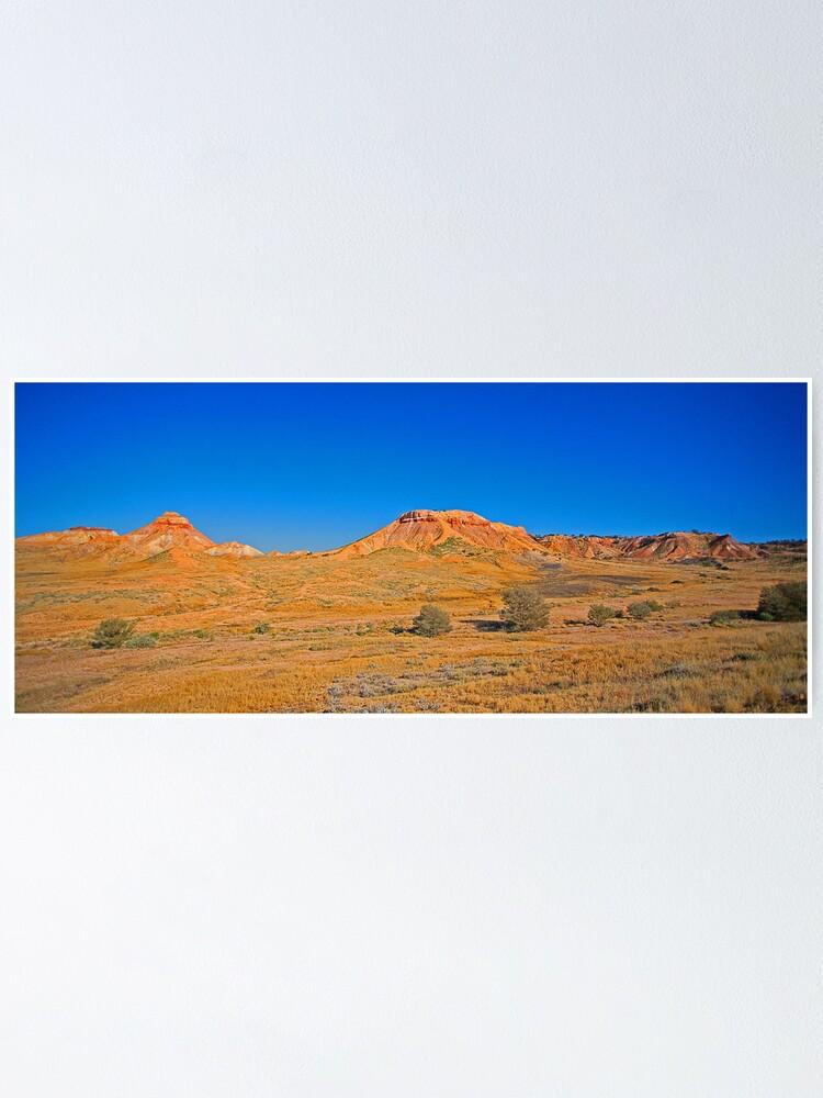 Alternate view of Painted Desert Hills 1 Poster