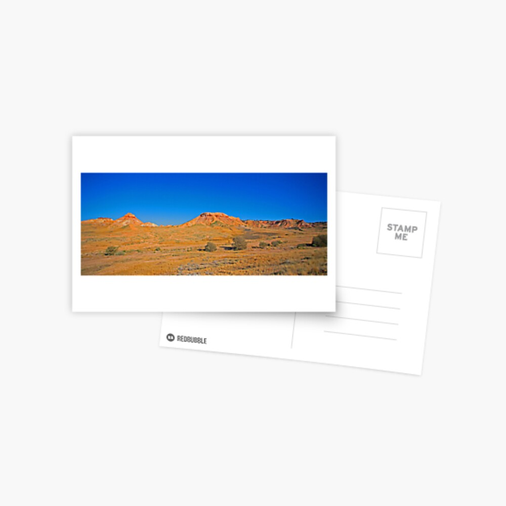 Painted Desert Hills 1 Postcard