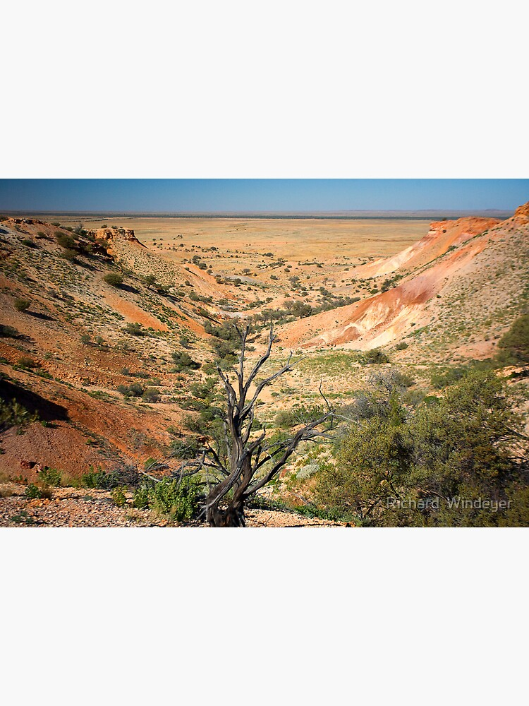 Painted Desert Valley by RICHARDW