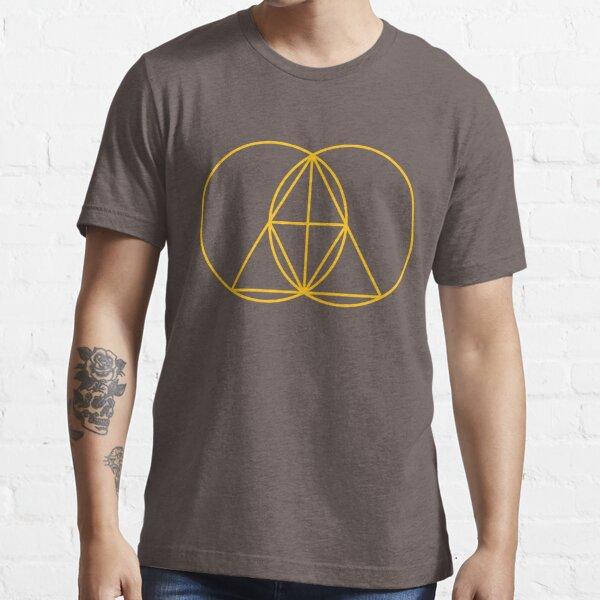 Glitch Mob - Invert Gold Essential T-Shirt