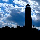 Cloudy Lighthouse by shortsleeve
