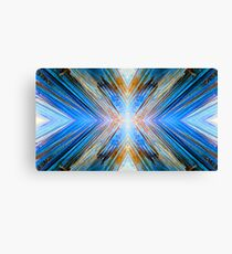 Cosmic Rays Canvas Print
