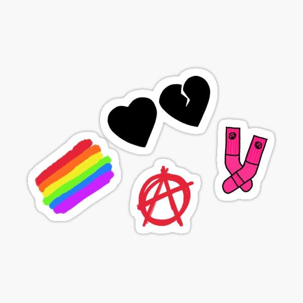 Yungblud Sticker