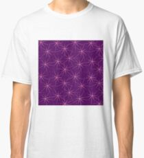 Tracery with stars Classic T-Shirt