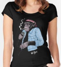 Wet Chimp Women's Fitted Scoop T-Shirt