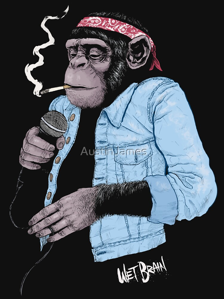Wet Chimp | Unisex T-Shirt