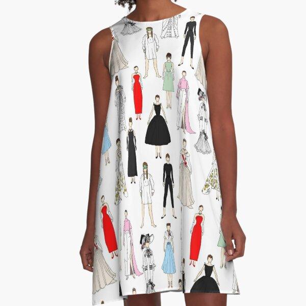 Audrey Dolls and Dresses A-Line Dress