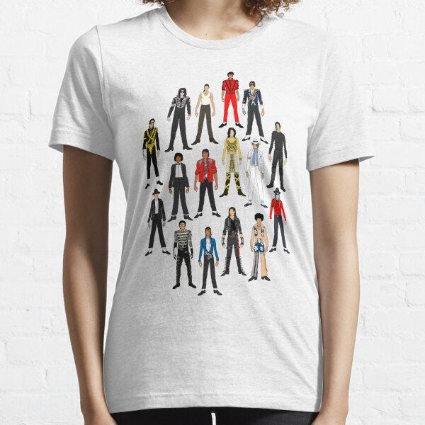 Jackson Dimension Round 2 Essential T-Shirt