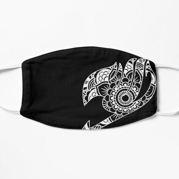 Fairy Tail White Mandala Style Masque sans plis