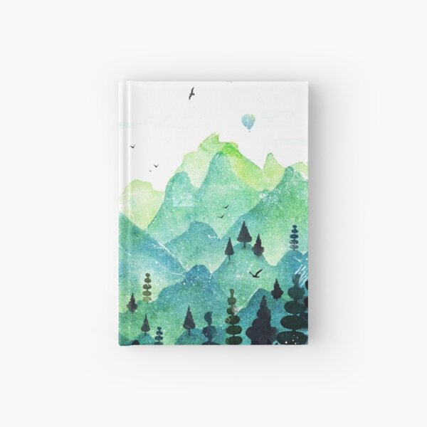 Roundscape Hardcover Journal