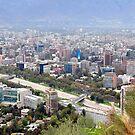 Chile, Santiago, by Daidalos