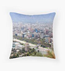 Chile, Santiago, Throw Pillow