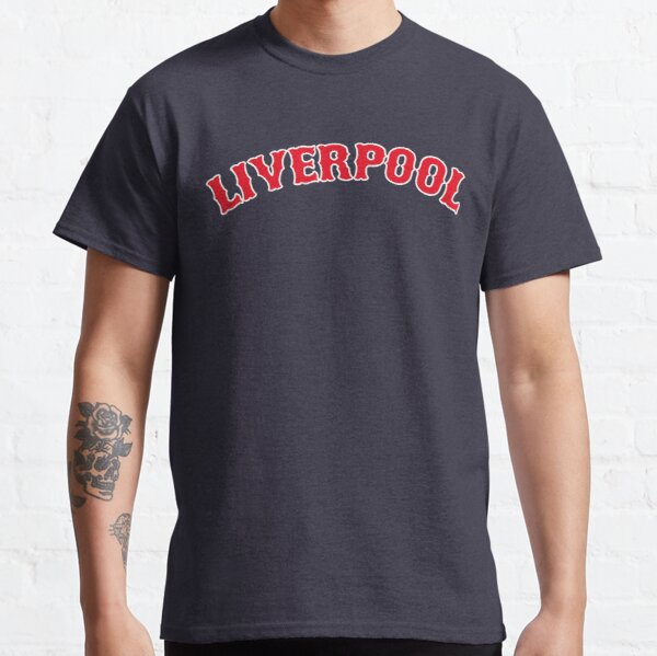 Liverpool - Red Sox Remix Classic T-Shirt