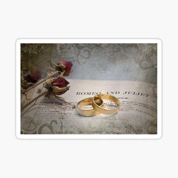 Romeo and Juliet - #3 Sticker