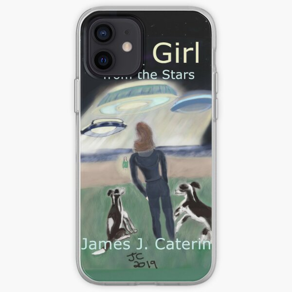The Girl from the Stars iPhone Soft Case