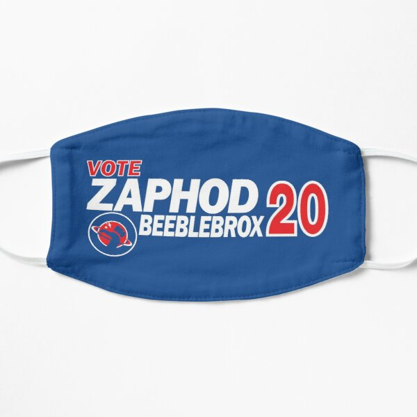Zaphod Beeblebrox 2020 Flat Mask