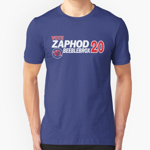 Zaphod Beeblebrox 2020 Slim Fit T-Shirt