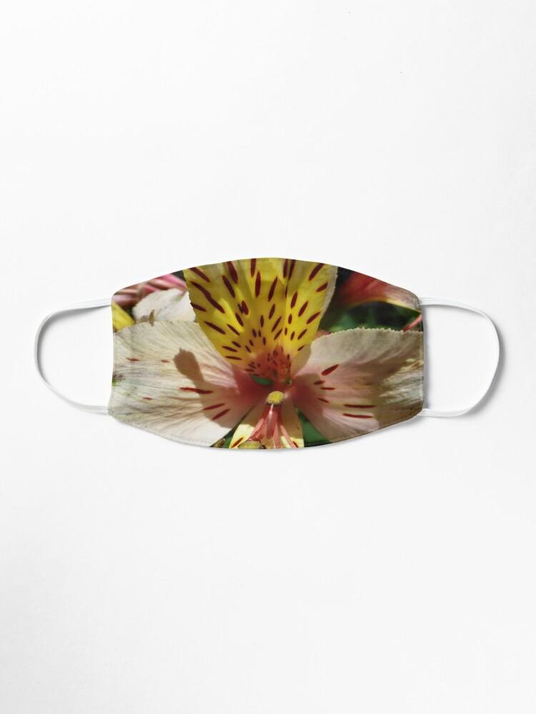 Alternate view of Tigerlily Flower Mask