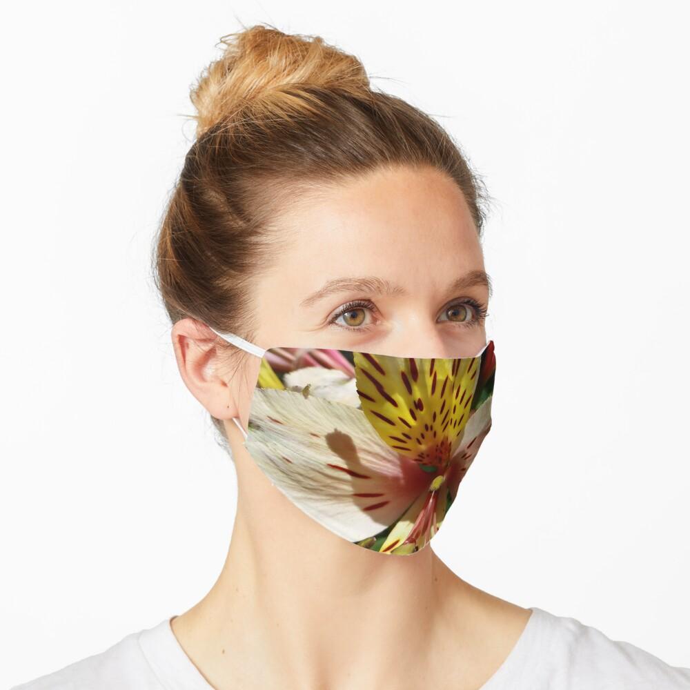 Tigerlily Flower Mask