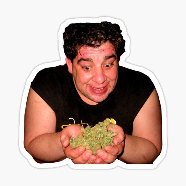 Stoner Joey Diaz Sticker