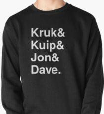 Kruk& Kuip& Jon& Dave. Pullover