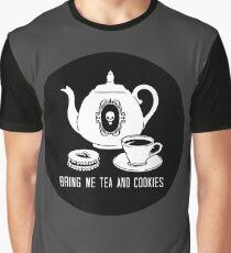 Tea Things Graphic T-Shirt