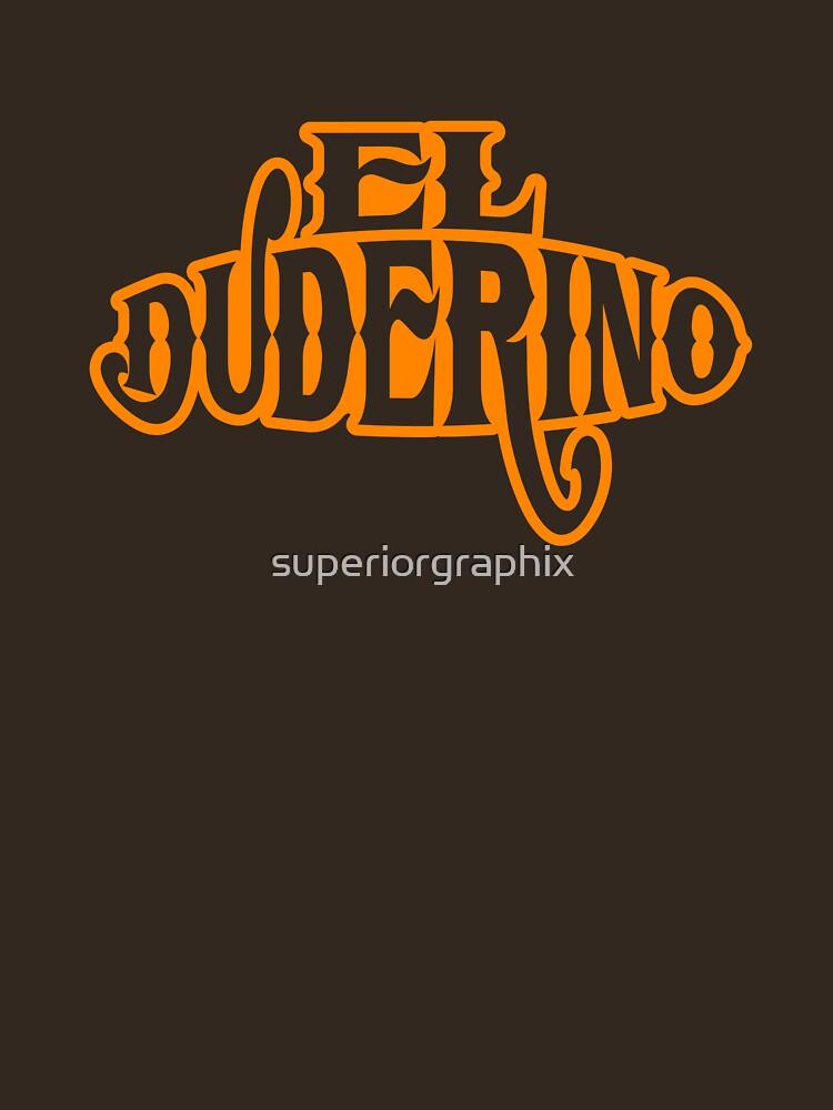 El Duderino von superiorgraphix