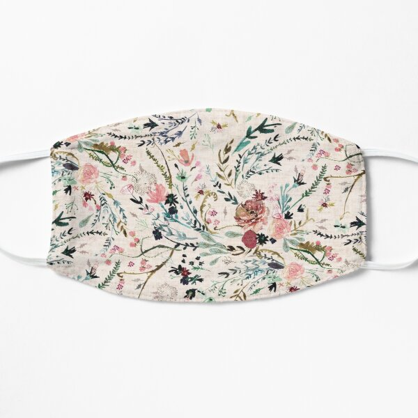 Fable Floral  Mask