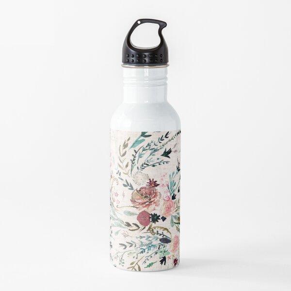 Fable Floral Botella de agua