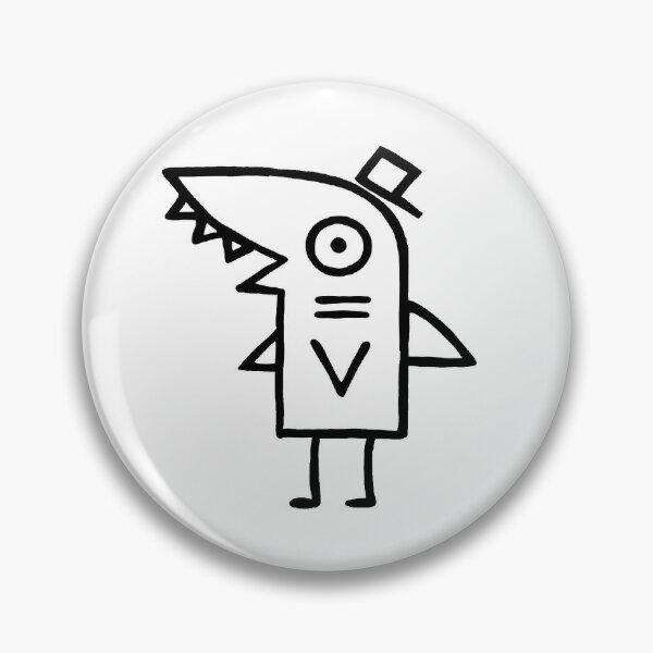 Sharkle. Pin
