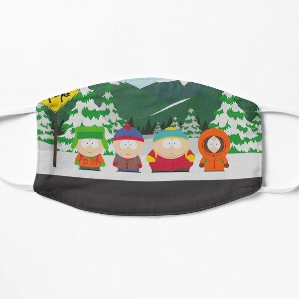 South Park Flat Mask