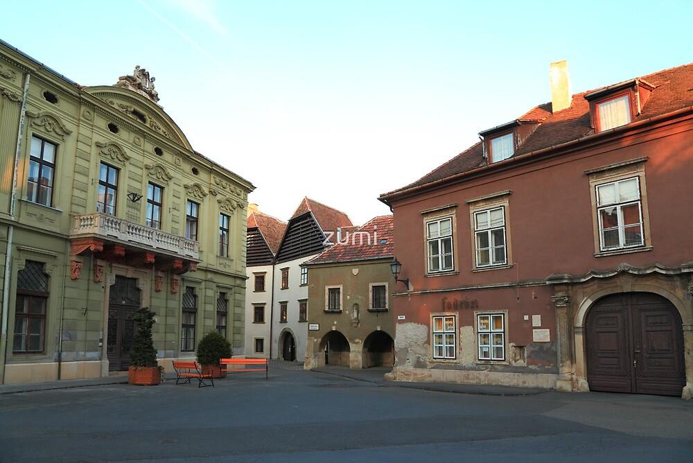 Sopron street II by zumi