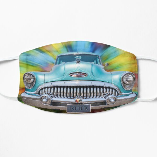 Buick Front On Face Mask Mask