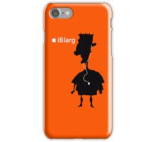 iBlarg iPhone Case/Skin