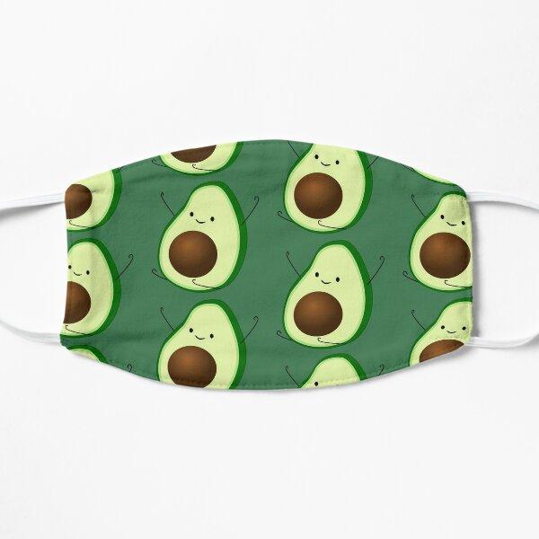 Avocado Flat Mask