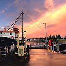 Working Port by David Haworth