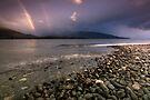 Rainbows in the Morning by Michael Treloar