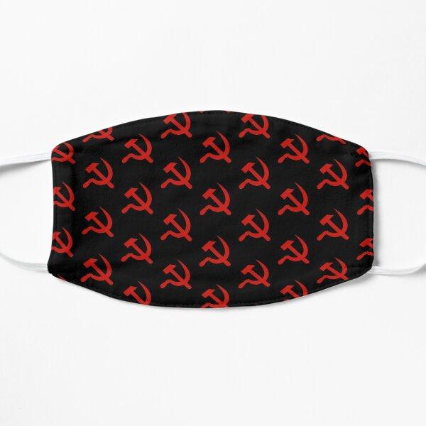 Communist Socks Flat Mask