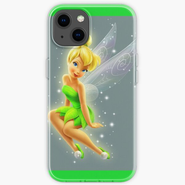 Tinker Bell iPhone Soft Case
