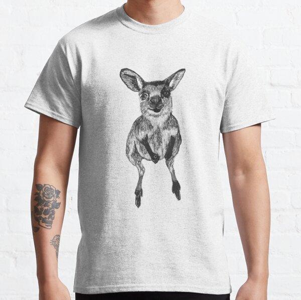 Josephine the Baby Kangaroo Classic T-Shirt