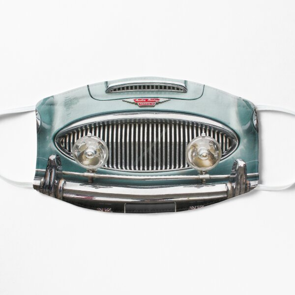 Classic British Motoring Face Mask Mask