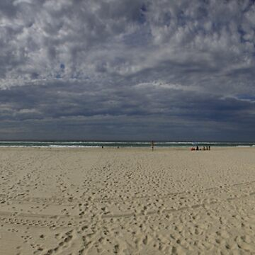 Bilinga Beach Panorama by NoelElliot