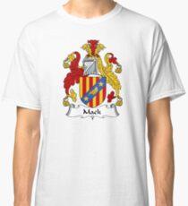 Mack Coat of Arms / Mack Family Crest Classic T-Shirt