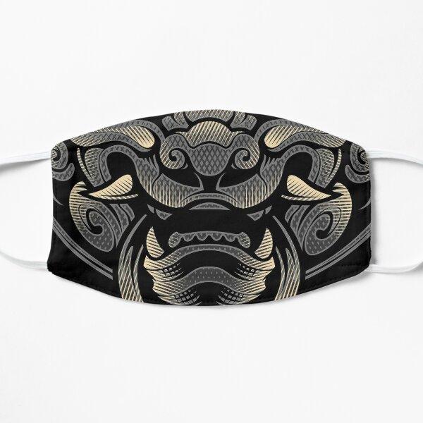 Komainu - the Lion Dog Guardian Flat Mask