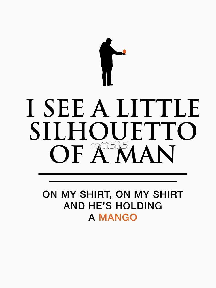 Lustiges Mango T-Shirt von rott515