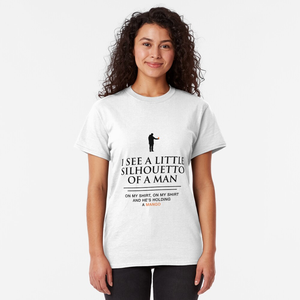 Lustiges Mango-T-Shirt Classic T-Shirt