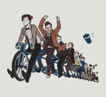 11 Doctors on a bike