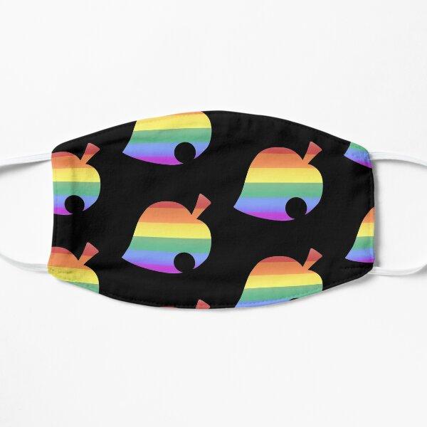 Feuille de fierté gay Animal Crossing Masque sans plis