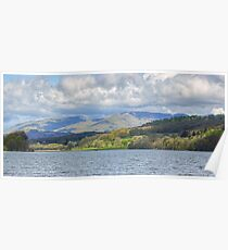 In Search Of Ospreys....Esthwaite Water Poster