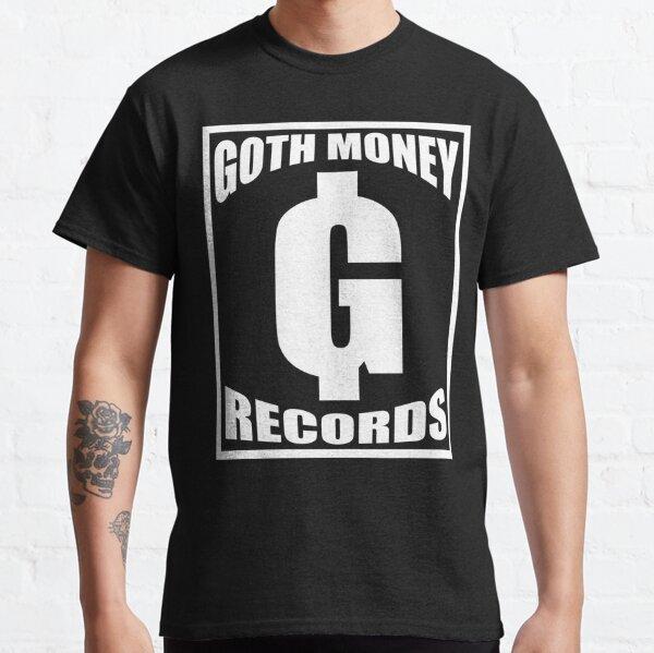 GOTH MONEY RECORDS OG ON BLACK Classic T-Shirt